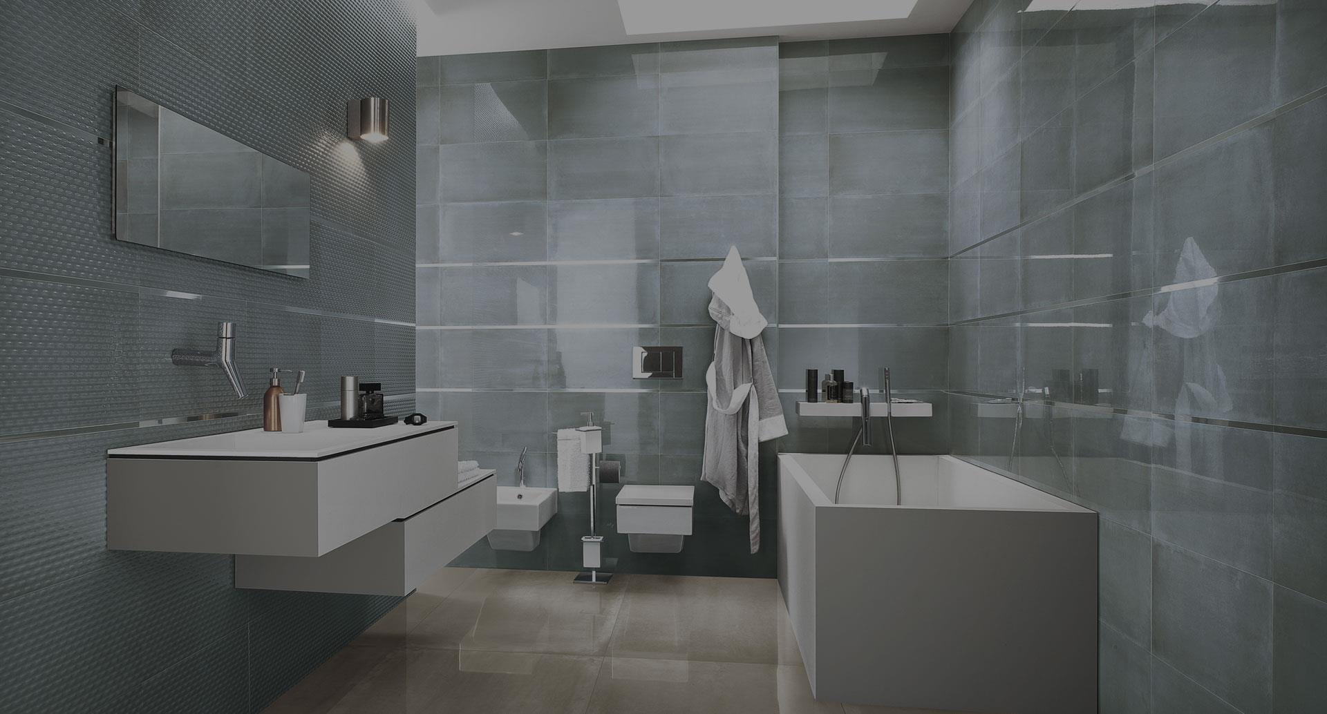 Moderní obklady a dlažby do interiéru i exteriéru